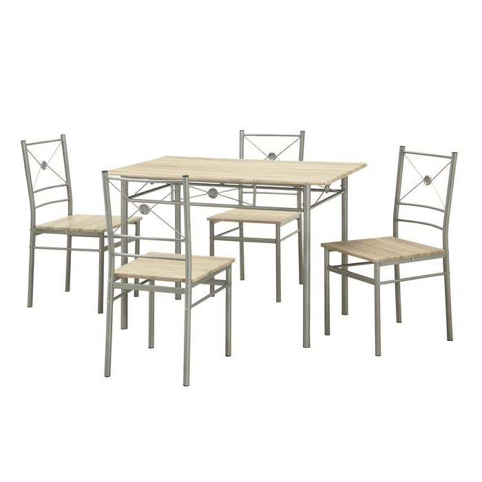 5 Piece Dining Set (View 3 of 20)