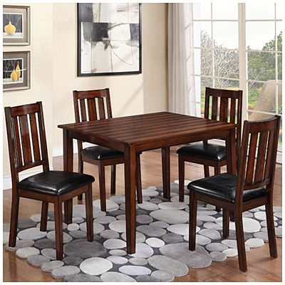 5 Piece Pub Dining Set At Big Lots (View 2 of 20)