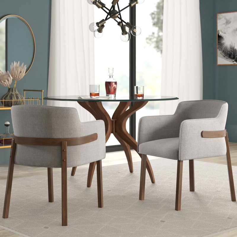 Allmodern Intended For Recent Mukai 5 Piece Dining Sets (Gallery 9 of 20)