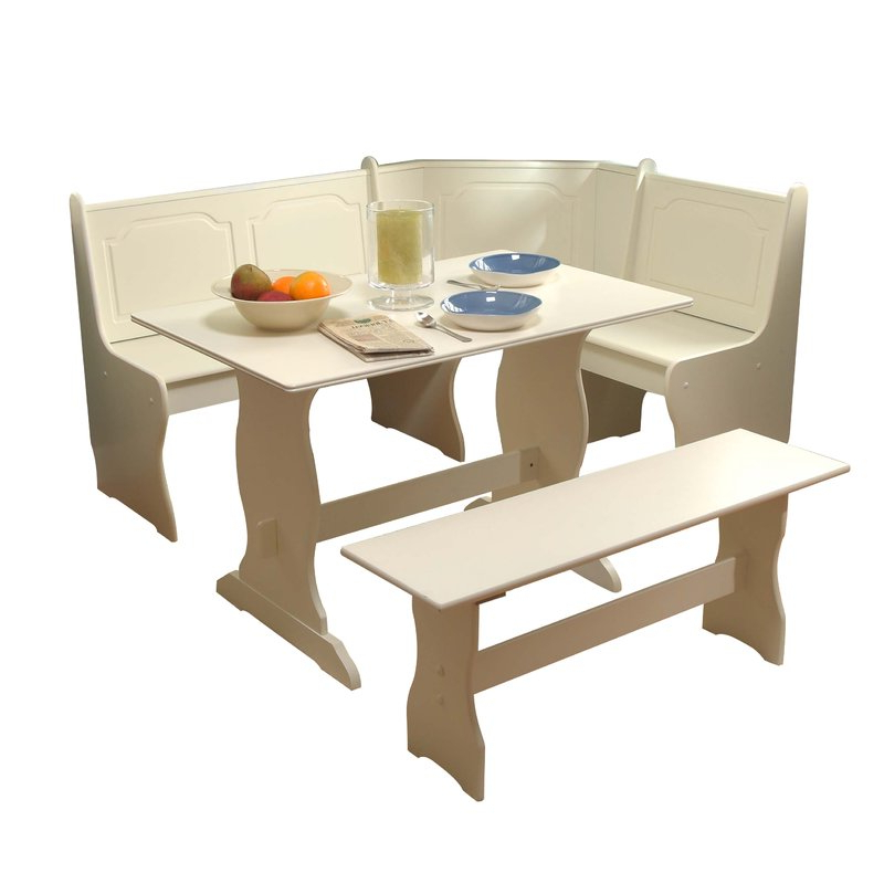 Andover Mills Delano 3 Piece Dining Set & Reviews (View 13 of 20)