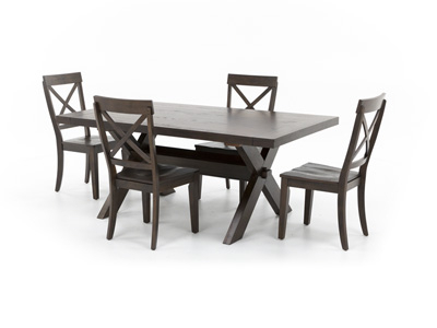 Aria 5 Piece Dining Sets Pertaining To Trendy Dining – Dining Sets (Gallery 16 of 20)