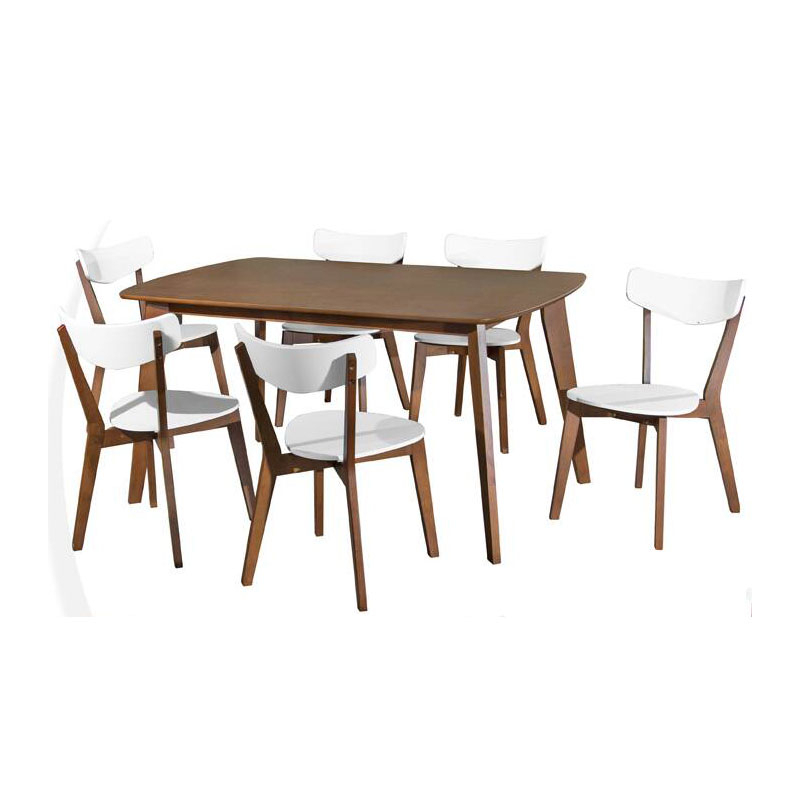 Bedford 1+6 Piece Dining Set (End 3/11/2020 6:35 Pm) Pertaining To Popular Bedfo 3 Piece Dining Sets (View 8 of 20)