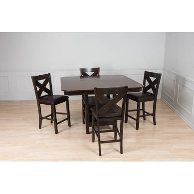Best And Newest Osterman 6 Piece Extendable Dining Sets (Set Of 6) With Red Barrel Studio Osterman 6 Piece Extendable Dining Set (Gallery 11 of 20)