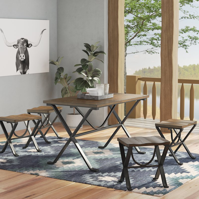 Birch Lane With Regard To Bryson 5 Piece Dining Sets (View 4 of 20)