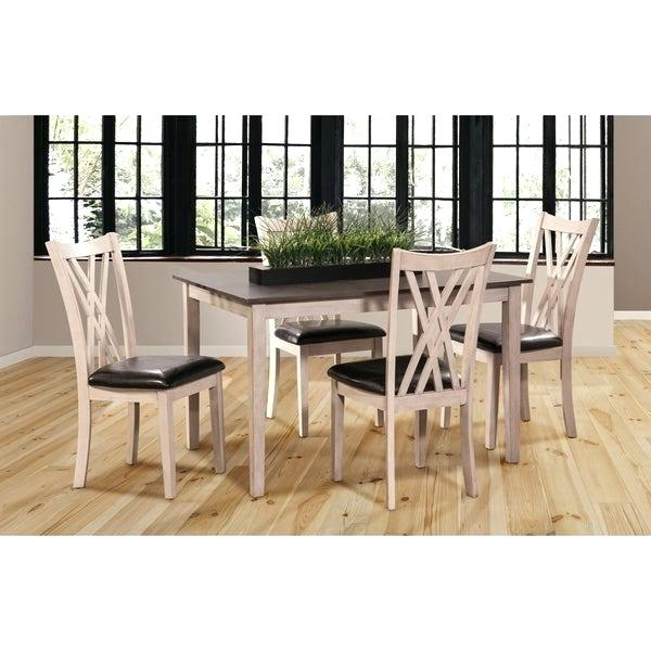 Bryson 5 Piece Dining Sets With Fashionable Bryson 5 Piece Dining Set Reviews Allmodern Dining Table Set 5 Piece (View 5 of 20)