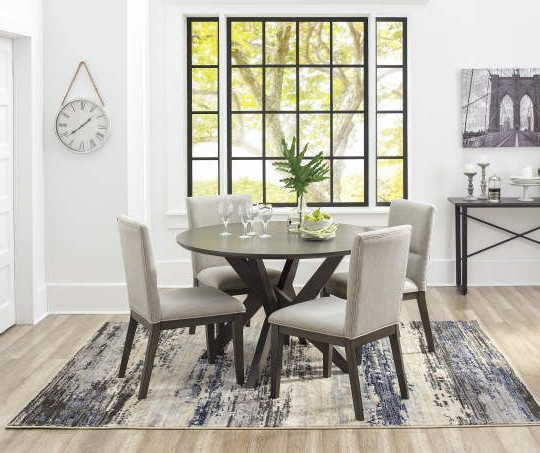 Bryson 5 Piece Dining Sets With Regard To Popular Stratford York 5 Piece Dining Set (View 9 of 20)