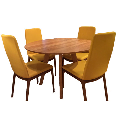 Cherry Walnut Dining Set Vermont Furniture (View 15 of 20)
