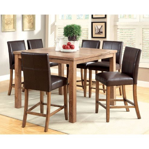 Client: A New Startup Office For Trendy Winsted 4 Piece Counter Height Dining Sets (Gallery 19 of 20)