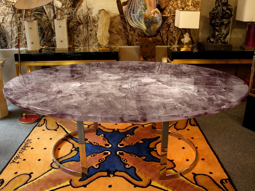 Cloud Dining Table In Resingilles Charbin With Current Giles 3 Piece Dining Sets (View 3 of 20)