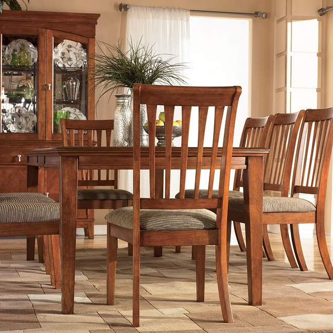 Conover 5 Piece Dining Sets Pertaining To Famous Conover Rectangular Dining Room Set Signature Designashley (View 2 of 20)