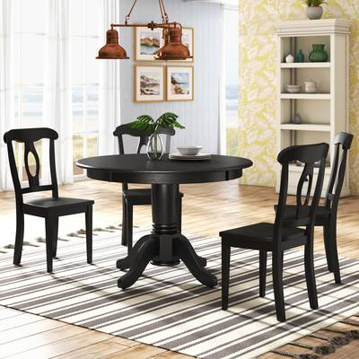 Conover 5 Piece Dining Sets Regarding Well Known Ebern Designs Conover 5 Piece Dining Set (Gallery 10 of 20)