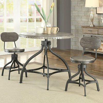 Current Bearden 3 Piece Dining Sets With Regard To Furniture Home & Garden Williston Forge Bearden 3 Piece Dining Set (Gallery 8 of 20)