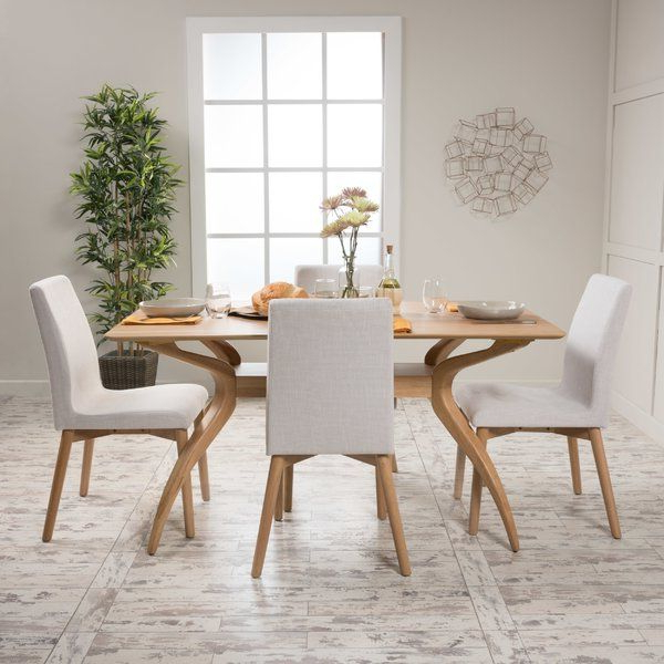 Dining Chairs, 5 Regarding 2017 Liles 5 Piece Breakfast Nook Dining Sets (View 18 of 20)