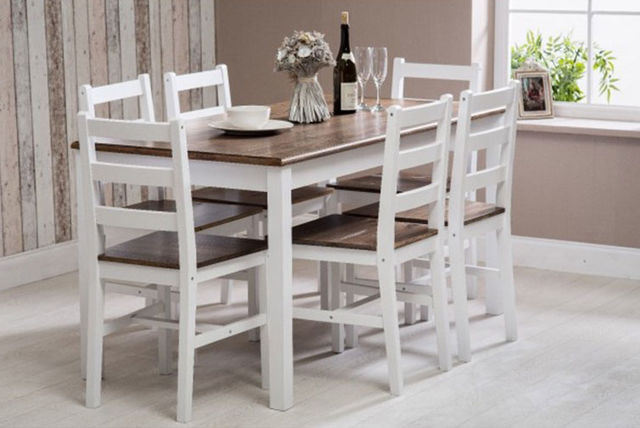 Dining Furniture Deals In London Regarding Well Known Lonon 3 Piece Dining Sets (Gallery 16 of 20)