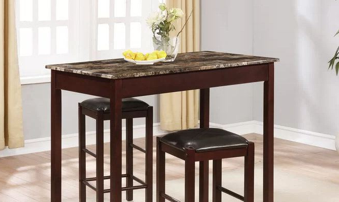[%Dining Sets & Tables Up To 65% Off + Free Shipping – Prices Starting In Most Recently Released Sheetz 3 Piece Counter Height Dining Sets|Sheetz 3 Piece Counter Height Dining Sets Inside 2019 Dining Sets & Tables Up To 65% Off + Free Shipping – Prices Starting|Well Liked Sheetz 3 Piece Counter Height Dining Sets Throughout Dining Sets & Tables Up To 65% Off + Free Shipping – Prices Starting|Most Recent Dining Sets & Tables Up To 65% Off + Free Shipping – Prices Starting Intended For Sheetz 3 Piece Counter Height Dining Sets%] (View 2 of 20)