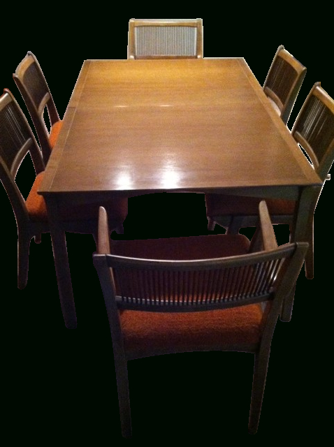 Dining Table Chairs In John 4 Piece Dining Sets (Gallery 18 of 20)