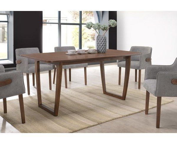 Dining Table, Table Regarding Most Recent Mukai 5 Piece Dining Sets (View 4 of 20)