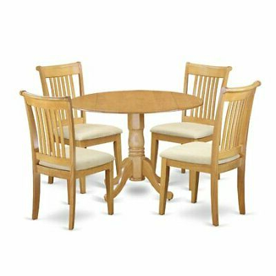 Ebern Designs Lightle 5 Piece Breakfast Nook Dining Set – $ (View 4 of 20)