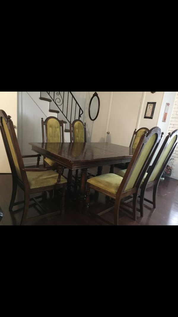 Ephraim 5 Piece Dining Sets With Trendy New And Used Dining Table For Sale In Camden, Nj – Offerup (Gallery 16 of 20)