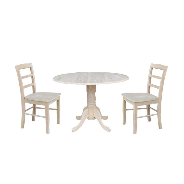 Famous 2 Lindsay 7 Piece Drop Leaf Dining Setrosdorf Park Top Reviews With Regard To Stouferberg 5 Piece Dining Sets (View 15 of 20)