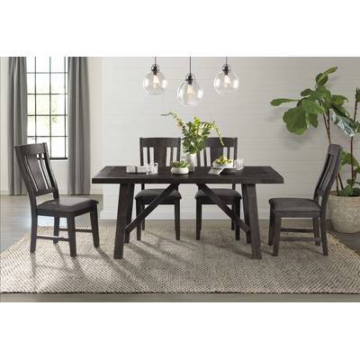 Famous Osterman 6 Piece Extendable Dining Sets (Set Of 6) Within Red Barrel Studio Osterman 6 Piece Extendable Dining Set (View 5 of 20)