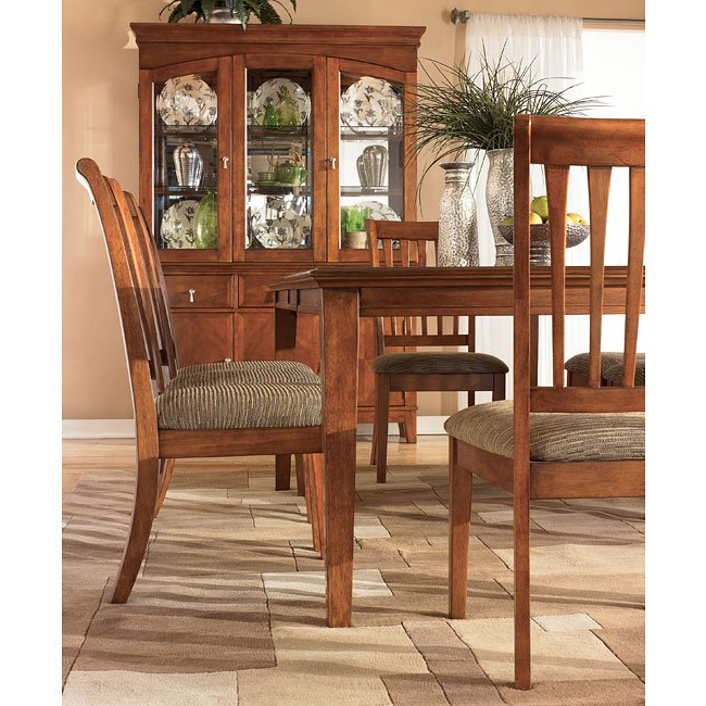 Fashionable Conover 5 Piece Dining Sets Intended For Conover Rectangular Dining Room Set Signature Designashley (Gallery 13 of 20)