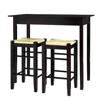Favorite 3 Piece Counter Height Table Set Winsome Lynnwood 3 Piece Dining Set Throughout Winsome 3 Piece Counter Height Dining Sets (Gallery 8 of 20)