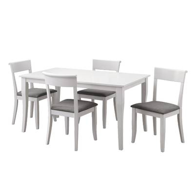 Favorite Baxton Studio Keitaro 5 Piece Dining Sets Inside Wholesale Interiors Baxton Studio Keitaro 5 Piece Dining Set (View 11 of 20)