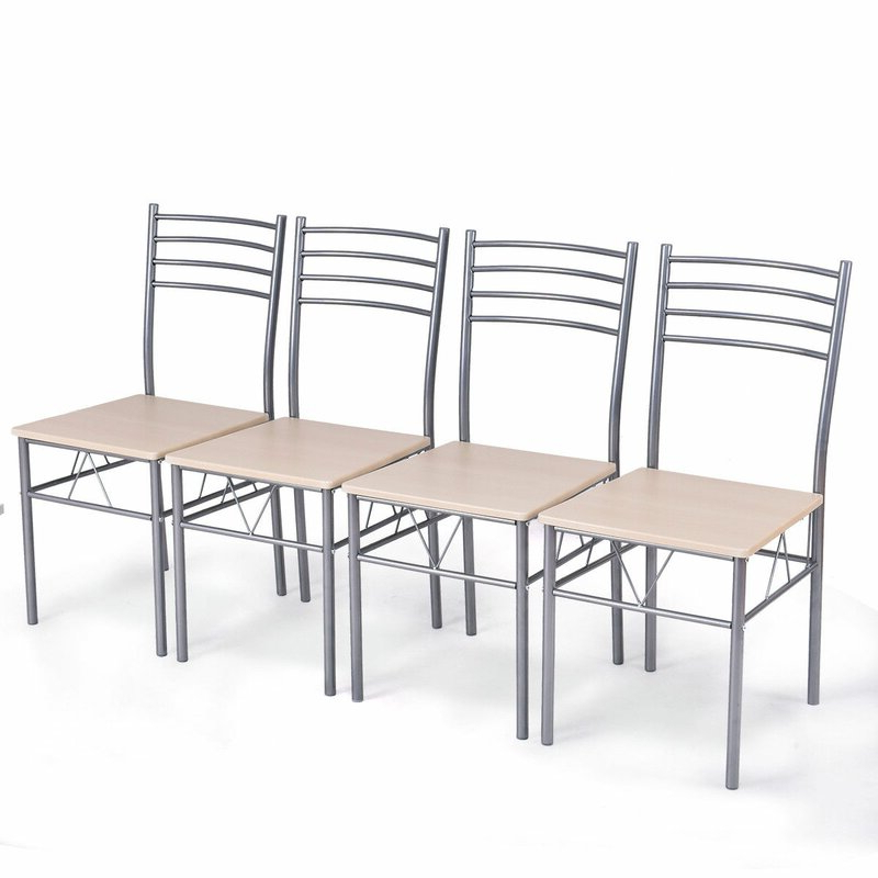 Favorite Stouferberg 5 Piece Dining Sets Regarding Winston Porter Stouferberg 5 Piece Dining Set (View 8 of 20)