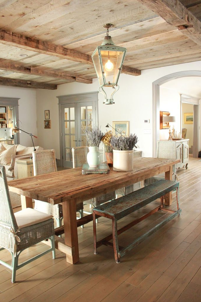 French Inside Best And Newest Falmer 3 Piece Solid Wood Dining Sets (View 19 of 20)