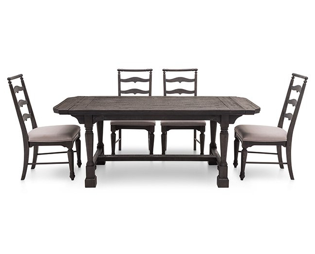 Furniture Row Pertaining To Recent Bedfo 3 Piece Dining Sets (Gallery 9 of 20)