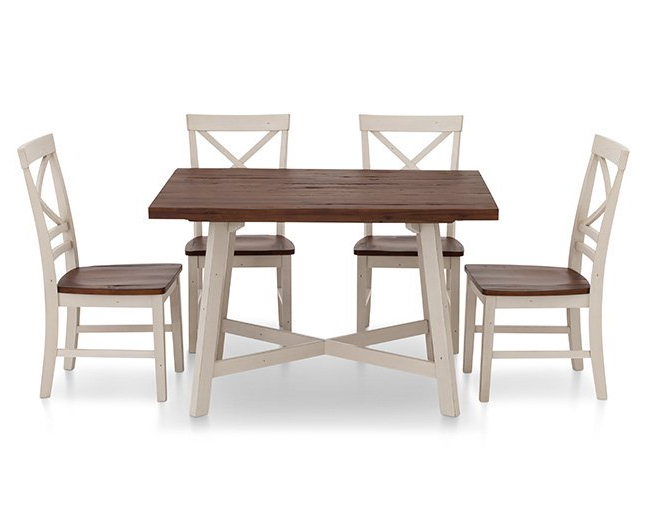 Furniture Row Throughout 2020 Bedfo 3 Piece Dining Sets (Gallery 7 of 20)
