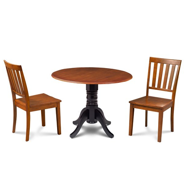 Gibson 7 Piece Extendable Solid Wood Dining Setloon Peak Savings In Current Mitzel 3 Piece Dining Sets (View 3 of 20)