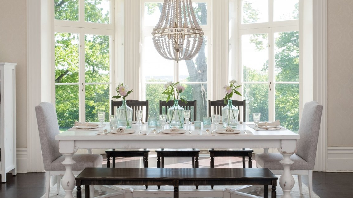 Handcrafted In North America – Kitchen And Dining Room – Canadel Regarding Well Known North Reading 5 Piece Dining Table Sets (Gallery 16 of 20)