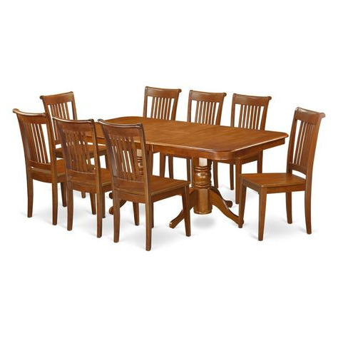 Home Style Within Fashionable Pratiksha Sonoma 5 Piece Dining Sets (View 6 of 20)