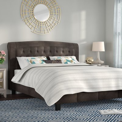 Honoria 3 Piece Dining Sets With Widely Used Willa Arlo Interiors Honoria Upholstered Platform Bed Size: Queen (View 8 of 20)