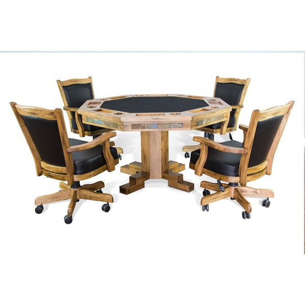 Isolde 3 Piece Dining Sets For Current Beetham 5 Piece Counter Height Dining Table Setbloomsbury Market (Gallery 13 of 20)