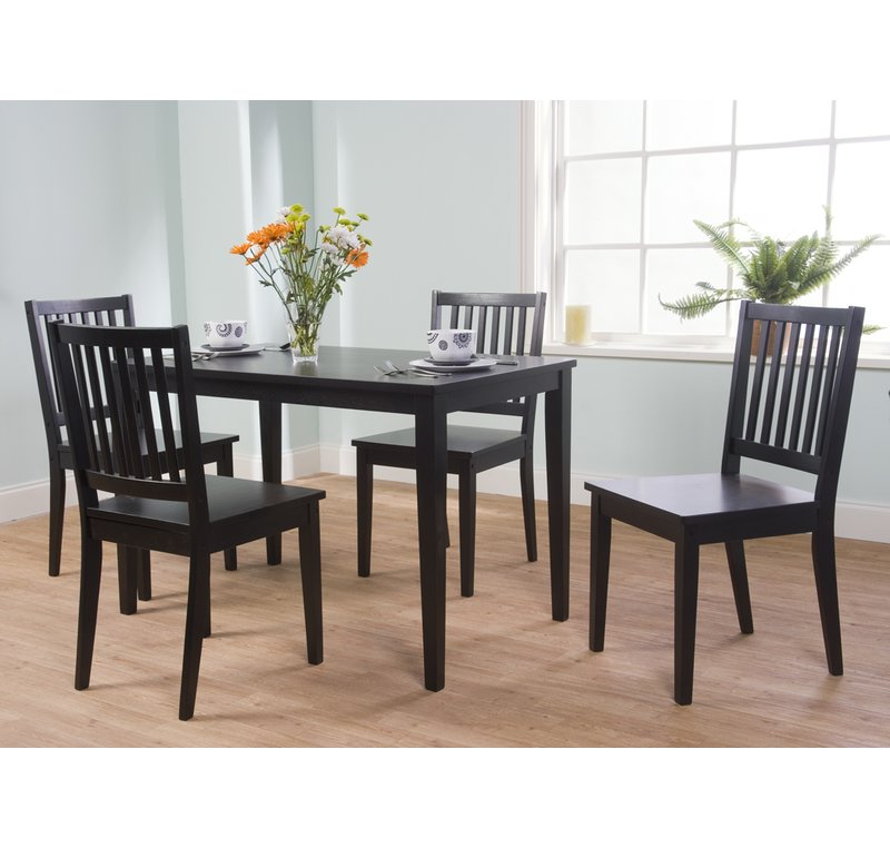 Joss & Main Regarding Most Recent Pattonsburg 5 Piece Dining Sets (View 9 of 20)