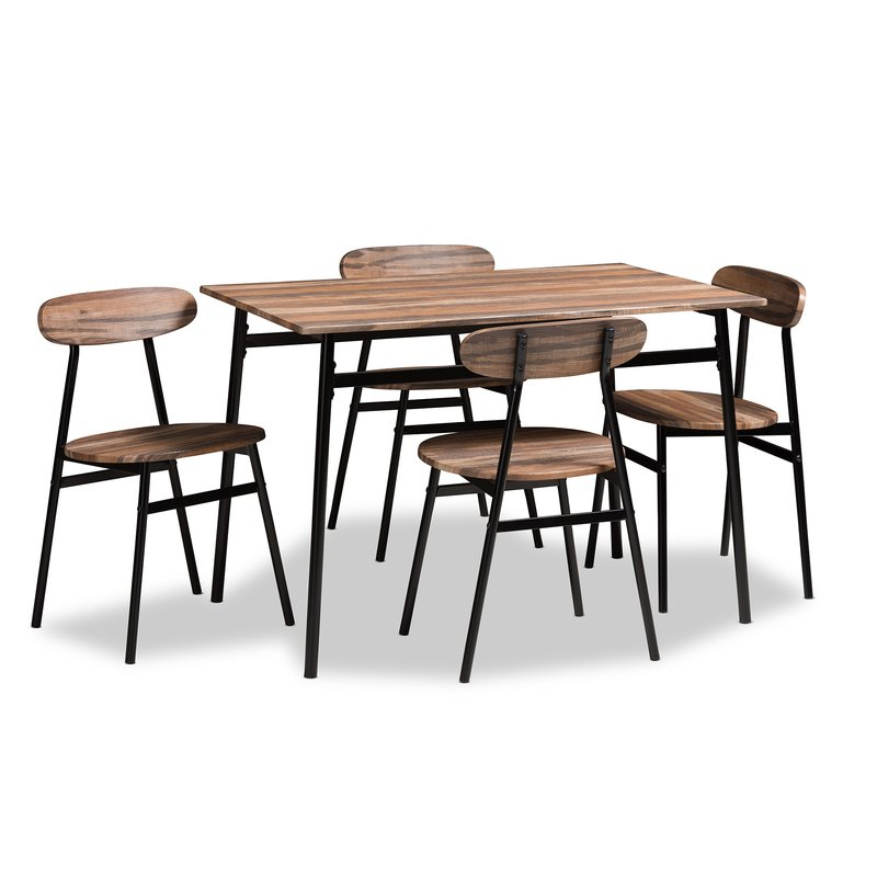 Joss & Main With Regard To Askern 3 Piece Counter Height Dining Sets (Set Of 3) (View 9 of 20)