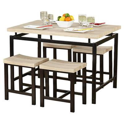 Joss & Main Within 2018 Telauges 5 Piece Dining Sets (Gallery 18 of 20)