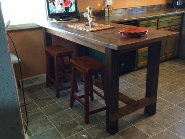 Kitchen Tutorials In 2019 Pertaining To Famous Northwoods 3 Piece Dining Sets (View 8 of 20)