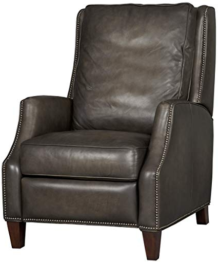 Latest Amazon: Hooker Furniture Kerley Recliner, Grey: Kitchen & Dining Within Kerley 4 Piece Dining Sets (View 14 of 20)