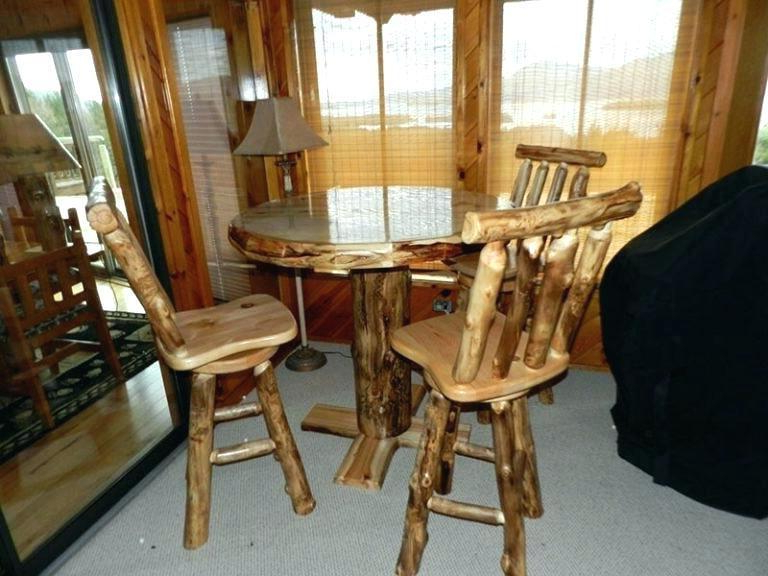 Latest Best Rustic Pub Table And Chairs – Legionsports.club In Sheetz 3 Piece Counter Height Dining Sets (Gallery 17 of 20)