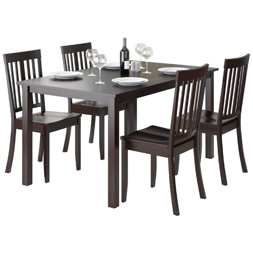 Maynard 5 Piece Dining Sets Pertaining To Recent Kitchen & Dining Room Furniture (View 19 of 20)
