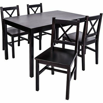 Merax Maynard 7 Piece Dining Set – $ (View 7 of 20)