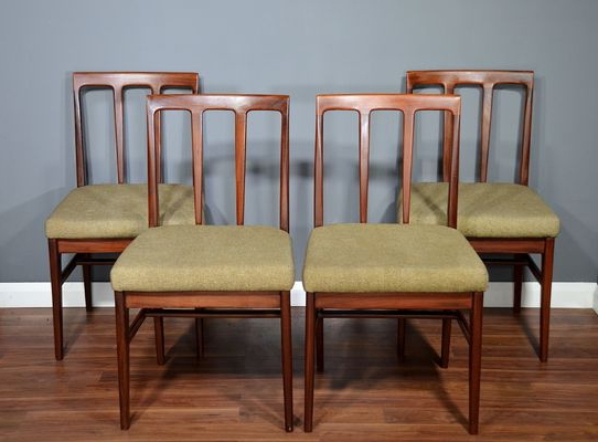 Mid Century Dining Chairsjohn Herbert For A. Younger Ltd (View 7 of 20)