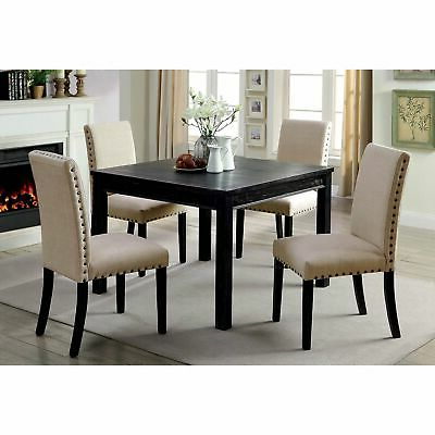 Most Popular Red Barrel Studio Lightner Counter Height Dining Set – $ (View 7 of 20)