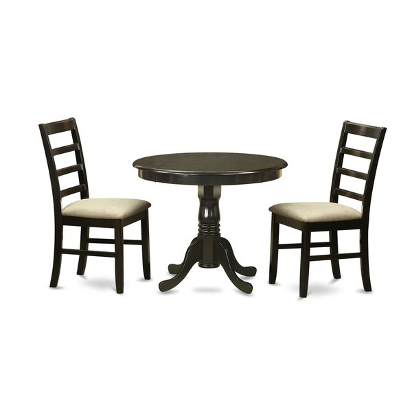 Most Recent 3 Piece Dining Seteast West Furniture Top Reviews On (Gallery 16 of 20)