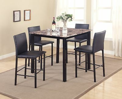 Most Recent Bettencourt 3 Piece Counter Height Solid Wood Dining Sets Pertaining To Red Barrel Studio Mazan Wooden 3 Piece Counter Height Dining Set (Gallery 11 of 20)