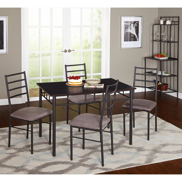 Most Recently Released Anette 3 Piece Counter Height Dining Setcharlton Home 2019 Sale Intended For Anette 3 Piece Counter Height Dining Sets (View 15 of 20)